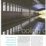 Pooling our resources, DERA house magazine