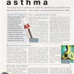 Asthma, Good Housekeeping
