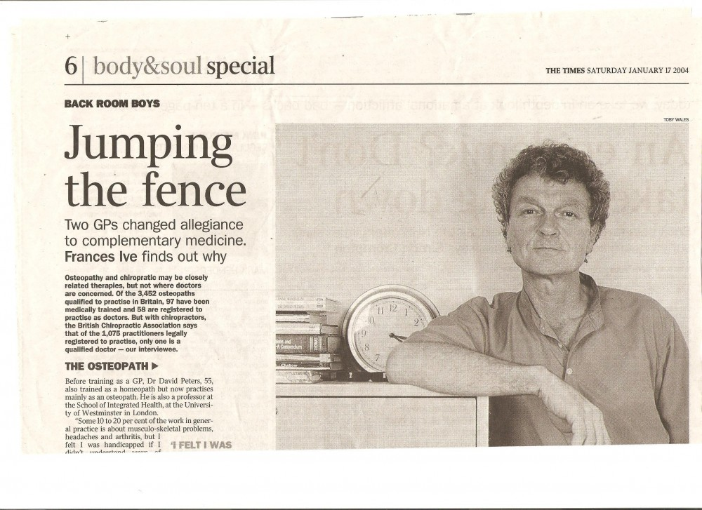 The Times, Jumping the Fence